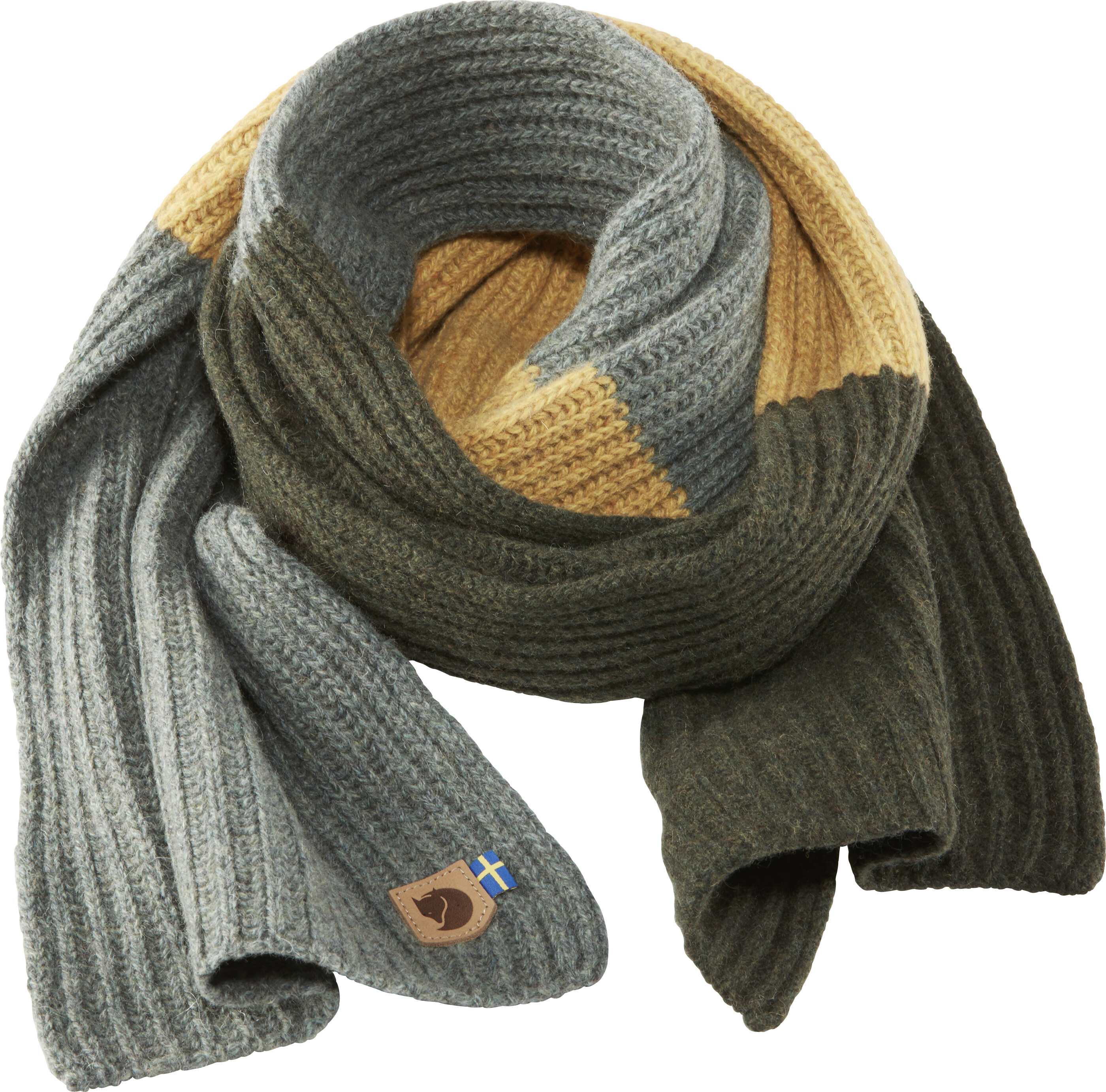da2d50bc22ee Fjällräven Re-Wool - Foulard - Multicolore sur CAMPZ !